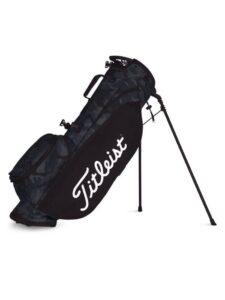 Titleist golftas Players 4 Stand Bag zwart camo