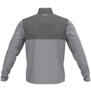 Under Armour heren golfsweater Storm Daytona grijs-rood