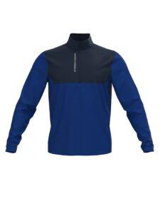 Under Armour heren golfsweater Storm Daytona blauw-navy