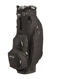 Big Max golftas Terra Style Cart Bag zwart