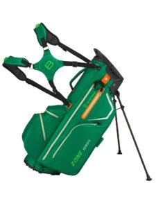 Bennington golftas Zone 14 DB Stand Bag Waterproof groen
