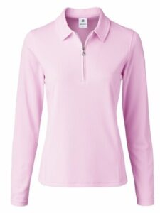Daily Sports dames golfpolo Macy light pink