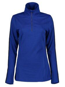 Luhta dames golfpully Karhutunturi blauw