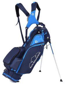 Sun Mountain golftas Eco Lite 14 EWP Stand Bag blauw