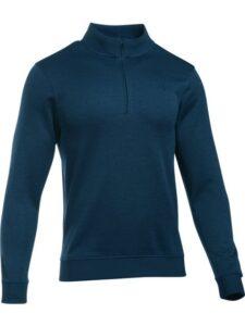 Under Armour heren golfsweater Storm donkerblauw