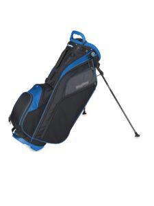 BagBoy golftas GO Lite-Hybride TL zwart-blauw