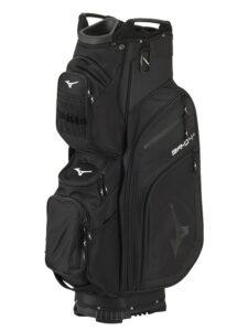 Mizuno golftas BR-D4 14W Cart Bag zwart