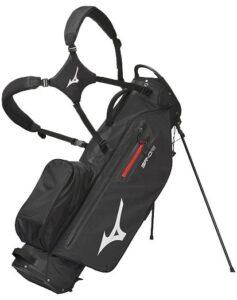 Mizuno golftas BR-DR1 WP Stand Bag 21 zwart-zilver