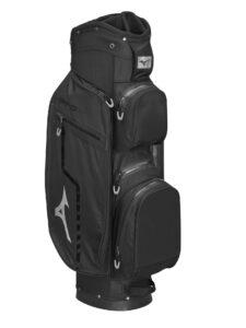Mizuno golftas BR-DRI WP Cart Bag zwart-zilver